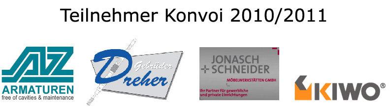 Konvoi Logos 2011 - Größmann - Konstanz