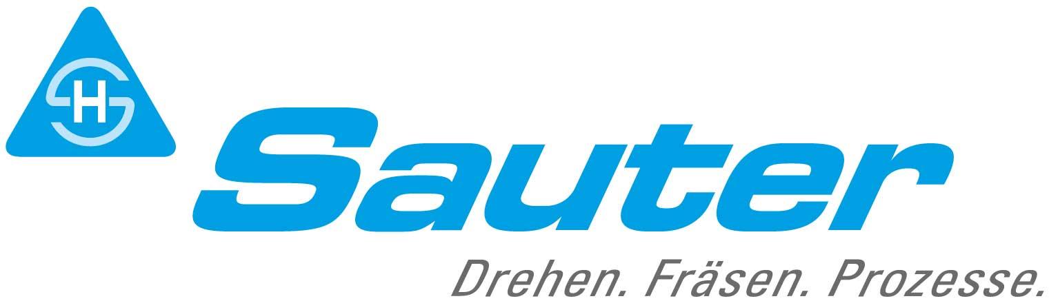 Sauter Drehteile Logo - Dr. Größmann - Konstanz